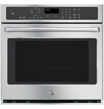 GE CT9050SHSS Caf  Series 30  Built In Single Convection Wall Oven