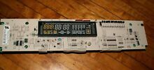 Whirlpool electric oven   microwave control board 4448877