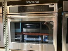 GE Caf  CT9050SHSS Wall Mounted Electric Convection Oven 5 3 Cu Ft Stainless