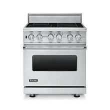Viking Professional Series 30  Stainless Pro Style Induction Range VISC5304BSS