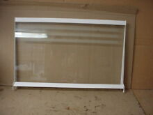 Kenmore Frigidaire Freezer Glass Shelf in Frame Part   215919161 216679400