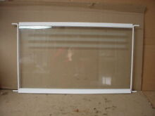 Kenmore Frigidaire Freezer Glass Shelf in Frame Part   216485200 216679200