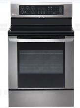 LG LRE3061ST 30 Inch Stainless Steel Electric Range