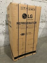 LG LPXS30866D 30 cu  ft  4 Door French Door Refrigerator Black Stainless