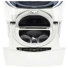 27 in  1 0 cu  ft  SideKick Pedestal Washer with TWINWash System Compatibility i