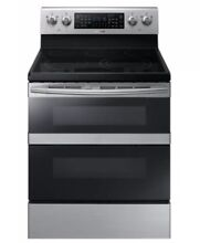 NEW Samsung 5 9CF ELECTRIC Double Oven Flex Duo Range Dual Convection SHIPS FREE