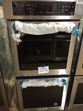 KitchenAid KODC304ESS 24  Stainless Steel Double Convection Wall Oven  8076