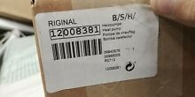 Thermador 12008381 Dishwasher Circulation Pump with Heater DWHD440MFP 08 Bosch