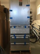 SUBZERO 700TCI 27  BUILT IN REFRIGERATOR FREEZER W  ICEMAKER PANEL READY