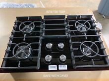 KitchenAid KGCC506R Black 30 18 in  Gas Cooktop