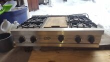 Viking Gas Range Top 36