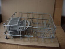 Bosch Dishwasher Lower Rack w  Silverware Basket Part   00683973