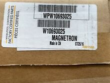 OEM New Whirlpool W10693025 Microwave Magnetron