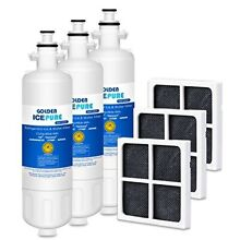 Kenmore Elite 9690 LG LT700P Refrigerator Water Filter Replacement   Air Filter