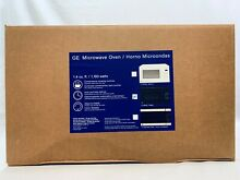 GE 1 4 cu  ft  1100 Watts Countertop Microwave Oven with 10 Power Levels