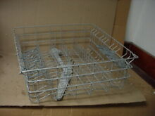 Frigidaire Dishwasher Upper Rack Assembly EUC Rust Free Part   5304498212