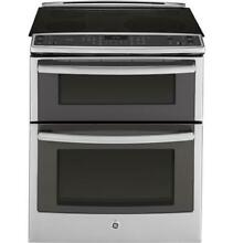 GE Profile PS950SFSS 30  Stainless Steel Slide In DBL Oven Convection Range