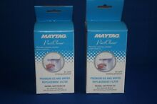 Lot of 2 UKF7003AXX PuriClean Maytag Icemaker Water Filter UKF7002AXX UKF7001AXX