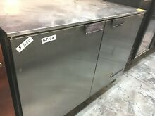 Cooler 2 Doors Victory Under counter with Table Top Refrigerator