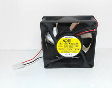 GE Refrigerator Quick Chill Chiller Fan Motor  WR60X10227   WR17X13035   P3511