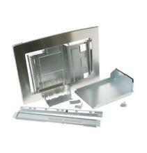 GE JX1530SMSS Microwave Optional 30  Built In Trim Kit Stainless Steel
