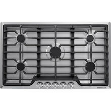 Kenmore Pro Kenmore Pro 34423 36  Gas Drop In Cooktop   Stainless Steel