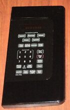 GE Spacemaker Microwave Over Range Control Panel Touchpad Assembly WB56X10816