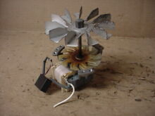 Electrolux Wall Oven Convection Fan Motor w  Blade Part   318137310