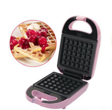 Electric Mini Donut Cake Machine Small Kitchen Home Appliance Maker Waffle