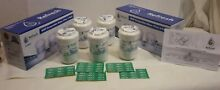 5 pack GE MWF SmartWater Compatible GE Water Filters for Refrigerator   G  New