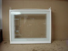 KitchenAid Refrigerator Glass Shelf Part   2224061 W10235943