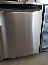 Ge Profile Built in Stainless Steel Dishwasher