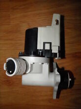 Frigidaire Electrolux Washer Dryer Combo Drain Pump 5304515673