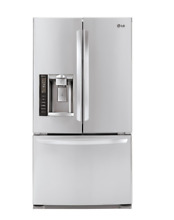 LG 36  Counter Depth Stainless French Door Refrigerator LFX21976ST