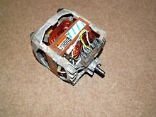 Whirlpool Roper Maytag top load washer motor 8528158
