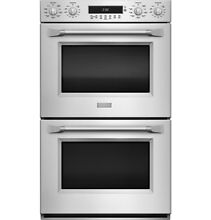 GE Monogram ZET2PHSS 30  Professional Electronic Convection Double Wall Oven