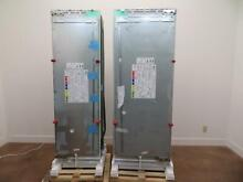 Gaggenau 54  Fully Integrated Refrigerator Freezer Column RF461701   RC472701