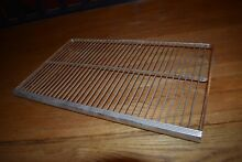 Vintage Kelvinator Foodarama refrigerator fixed shelf 1956