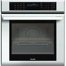 Thermador 27  4 2 cuft SoftLight 13 Modes Single Electric Wall Oven S S MED271JS
