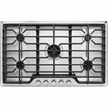 36  GAS Cooktop 5 BURNER TURBO BOIL Kenmore Elite 32713   Stainless Steel