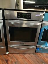 Frigidaire Ffgw2425QS 24  Built in Single Gas Wall Oven   Stainless Steel  3967