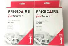 FRIGIDAIRE PureSource 2 Ice and water filter WF2CB  2 PACK Refrigerator NEW