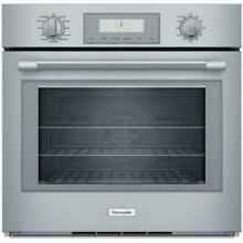 Thermador Professional Series 30  4 5 Cu Ft  SS Single Built In Oven POD301W IMG
