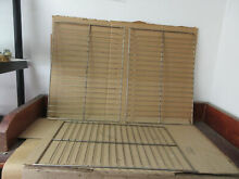 GE Range Oven Rack w  Mod  Stains Lot of 3 Part   WB48K5019