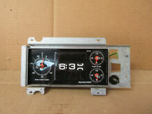 GE Double Wall Oven Analog Timer Clock Part   WB19X5282 WB19X5231