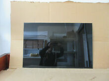 GE Double Wall Oven Outer Door Glass Part   WB36X557