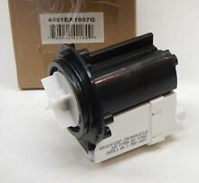 Washer Drain Pump Motor 120VAC 85W 1 4A Fits LG Kenmore Washing  Part LP1007G
