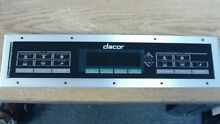 Dacor Duel Oven Range Touch Pad 62310