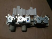 AJU75152601 LG Washing Machine Water Inlet Valve