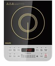 Philips Electric Induction Cooktop Burner 2100w Portable Stove Hot Plate Cooker